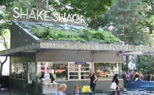 Shake Shack in  New York/Credit: Wikipedia/Beyond My Ken