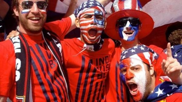 U.S. soccer fans/Credit: Braveheartsports via Flickr