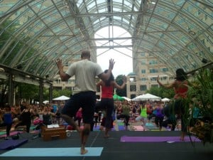 Love Your Body Yoga Festival 2013/Credit: Beloved Yoga