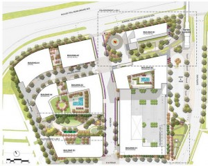 Plans for Innovation Center/Credit: Fairfax County