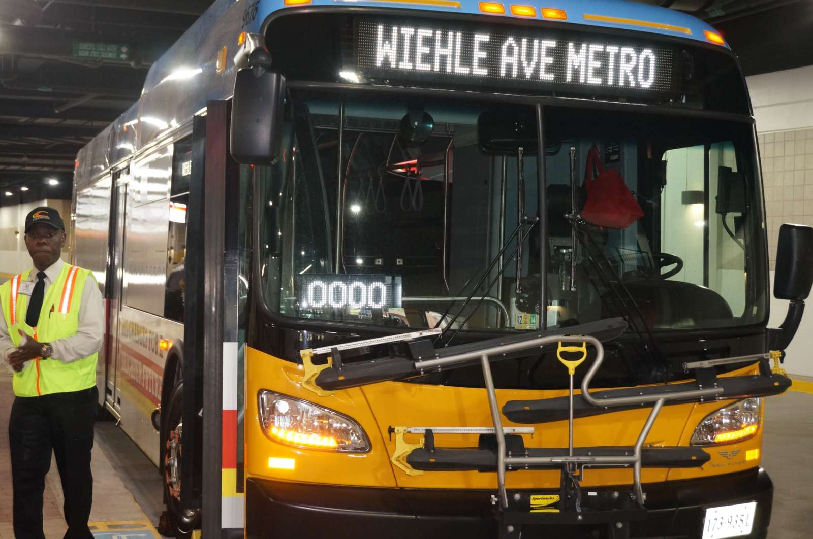 Changes Coming To Wiehle Reston East Bus Routes Reston Now