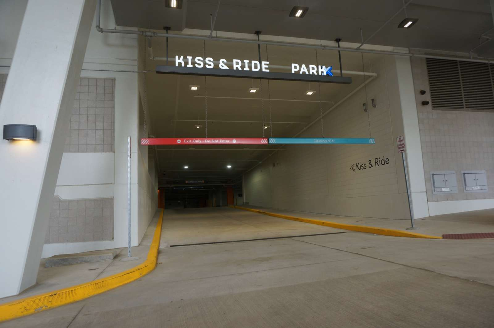 County to Limit Parking at Wiehle-Reston East Garage for