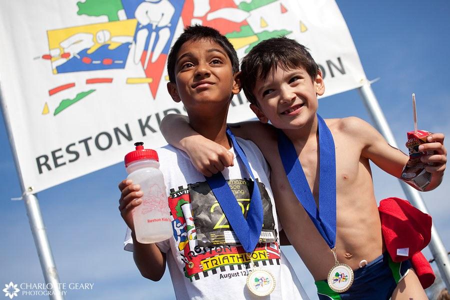 Reston Kids TriathlonFile Photo By Charlotte Geary