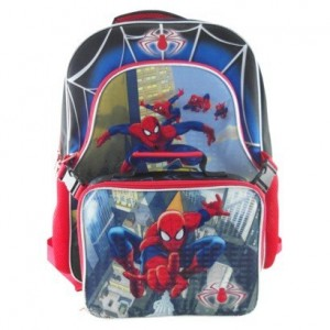 Spiderman backpack/Courtesy of Target