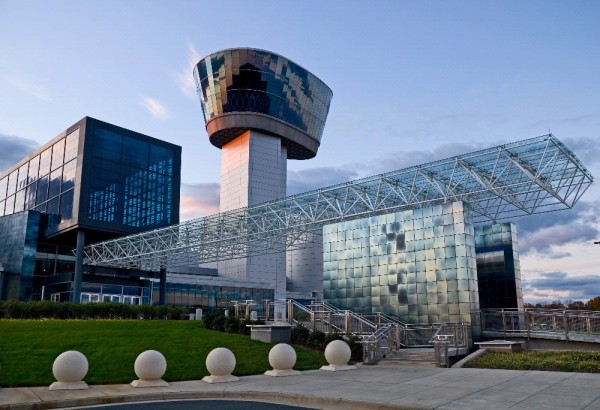 Udvar-Hazy Center near Dulles Airport/Credit: Smithsonian
