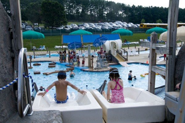 Fun at the Water Mine/Credit: Fairfax County