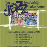 2014 Jazz & Blues Poster