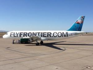 Frontier Airlines/Credit: Frontier