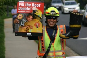 Fill the boot/Credit: MDA