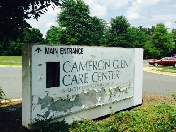 Former Cameron Glen Care Center