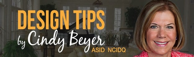 Design Tips by Cindy Beyer