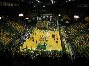 GMU's Patriot Center/File photo