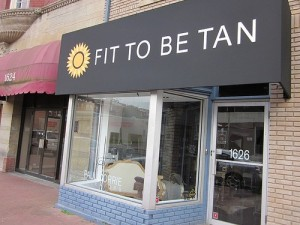 Fit to be Tan U Street/Credit: Prince of Petworth