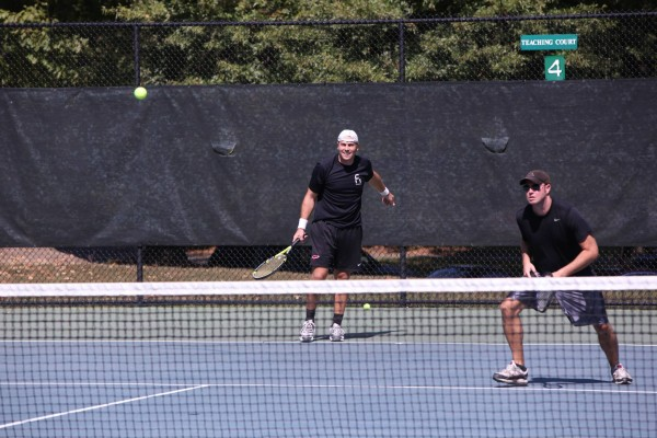 Players at Reston Tennis' Rally for a Cause/Courtesy of RA