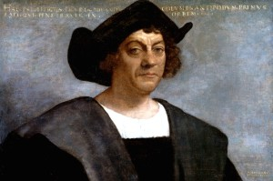 Christopher Columbus (Photo via Wikimedia Commons)