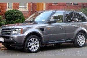 Range Rover (Photo via Flickr/David Guo)