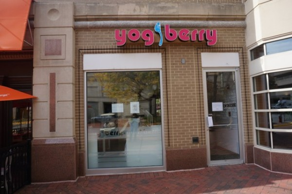 Yogiberry at Reston Town Center