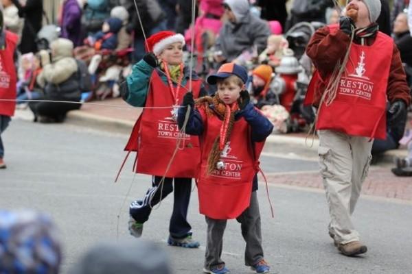 2014 Reston Holiday Parade/Credit: Melissa Gifford
