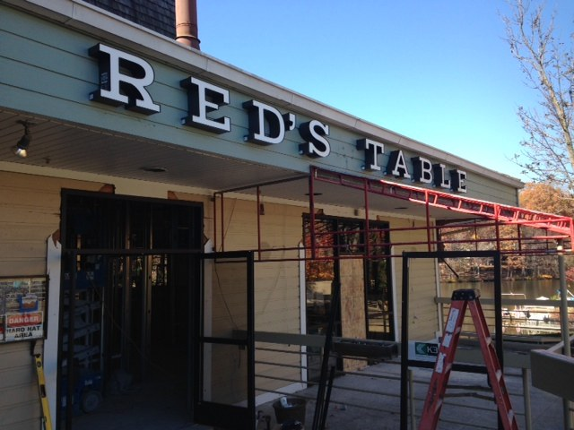 Reds Table Has WellKnown Chef Aims For March Opening Reston Now - Red's table reston virginia