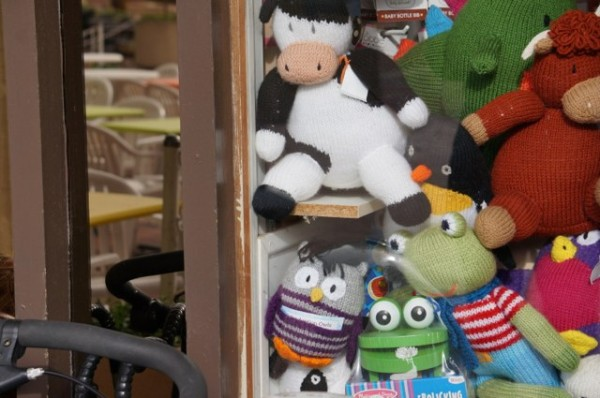 Toys for sale at small changes consignment