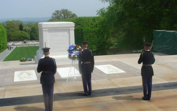 Tomb of the Unknown Soldier/Credit: Wikipedia Commons