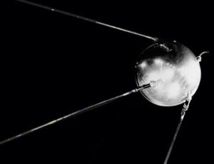 Sputnik/Credit: Wikipedia Commons