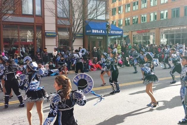Reston Holiday Parade 2014/Credit: Paul Thomas