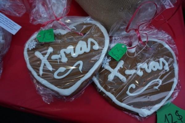Cookies at German Christkindlmarket