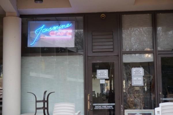 Former Jasmine Cafe