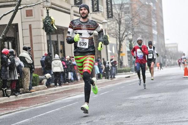 Run With Santa 5K 2013/Credit: Potomac River Running via Flickr