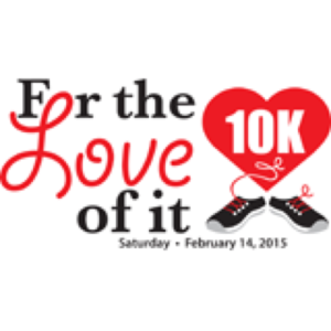 For the Love of It 10K/PR Racing