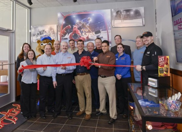 Grand Opening at Glory Days North Point/Courtesy of Glory Days