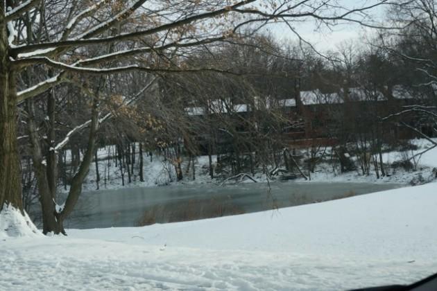 Reston National in winter