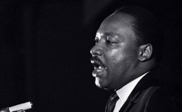 Martin Luther King  Jr./Stock Images