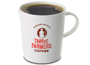 THRIVE Coffee/Courtesy Chick-fil-A