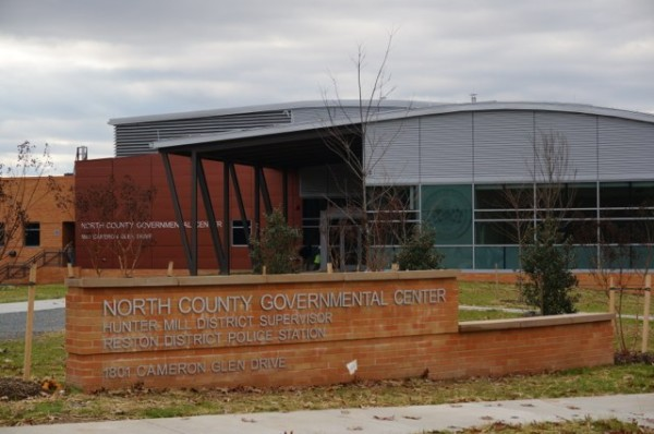 New North County Government Center