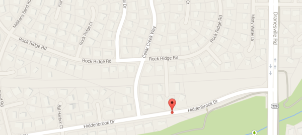 Body was found in 1500 block of Hiddenbrook in Herndon