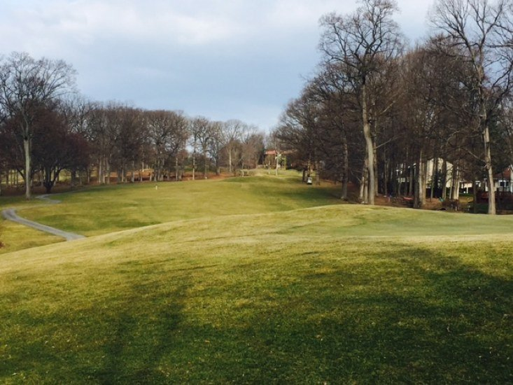 Nearly Spring at Reston National