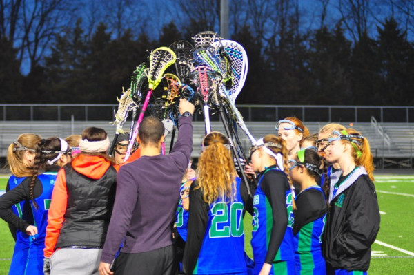 South Lakes Girls Lacrosse/Credit: David Woodward