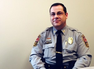 Capt. Ron Manzo is new commander of FCPD's Reston District Station
