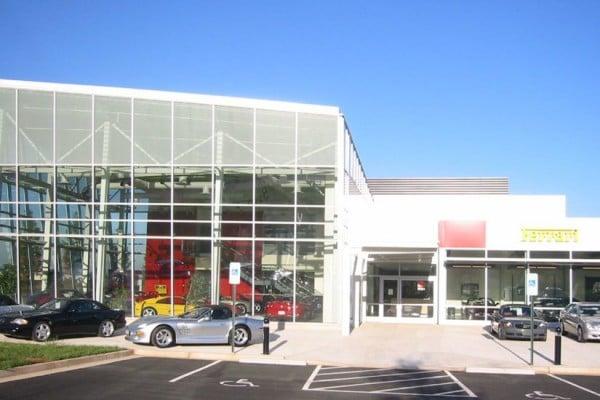 Ferrari of Washington showroom/file photo