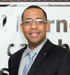Herndon Principal William Bates/FCPS
