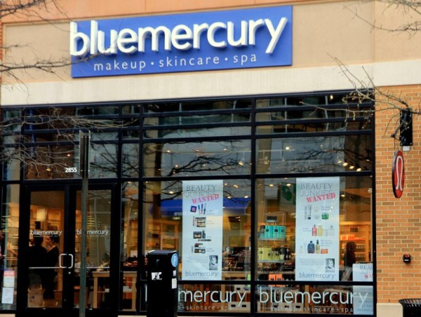 bluemercury in Clardendon/Credit: ARLnow.com