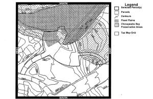 Map from 2010 Tetra appraisal