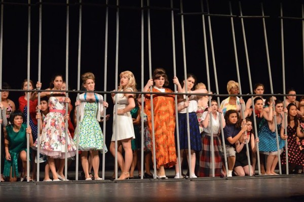 """Hairspray"" at SLHS/Credit: Katherine McCool"