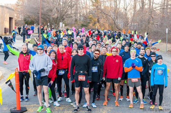 Runners ready for 2015 Runners Marathon of Reston/Credit: Brian Kent Photography