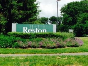 Reston Sign