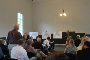 Town Hall meeting on Tetra purchase