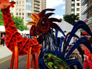 Northern Virginia Fine Arts Festival 2014