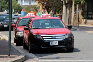 Red Top Cabs/file photo